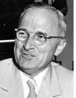 Harry Truman. Click image to expand.