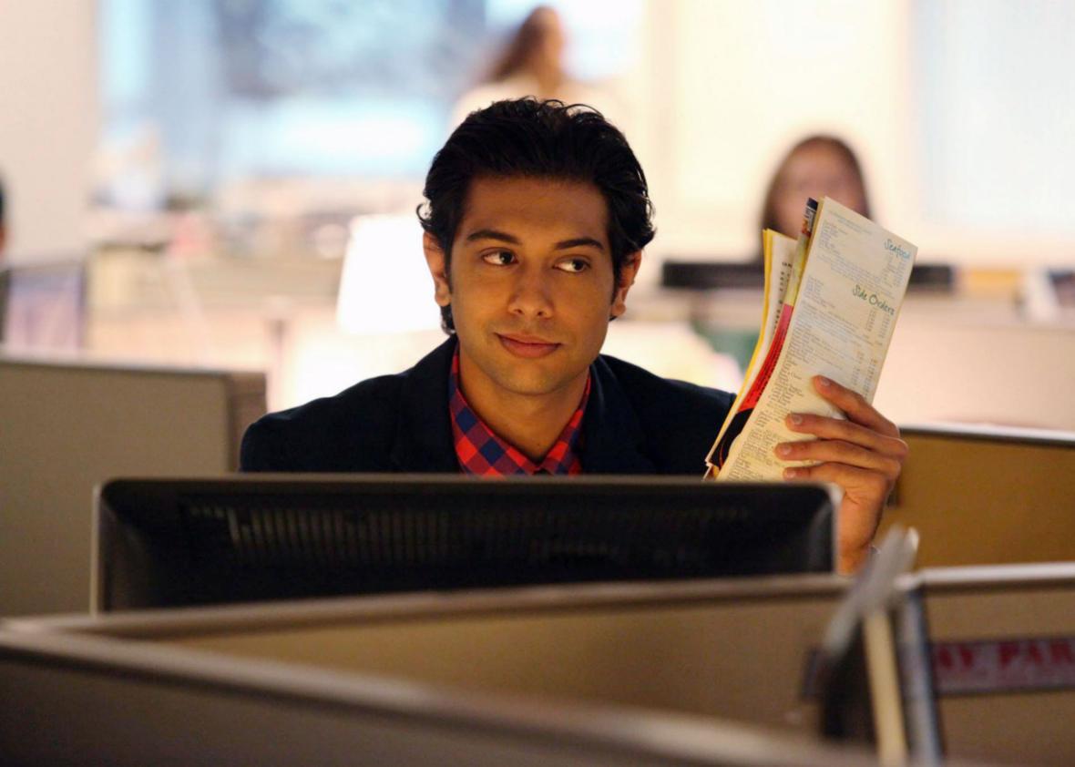 Abhi Sinha as Danny Gupta on Chasing Life.