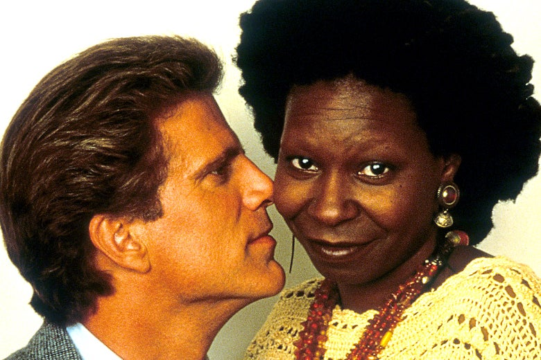 Ted Danson Once Wore Blackface to Roast Whoopi Goldberg. It's Striking to Read the Coverage of That Now.