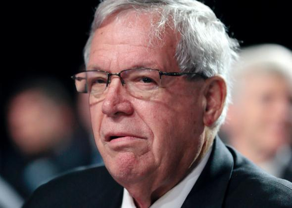 ormer Speaker of the House Dennis Hastert.