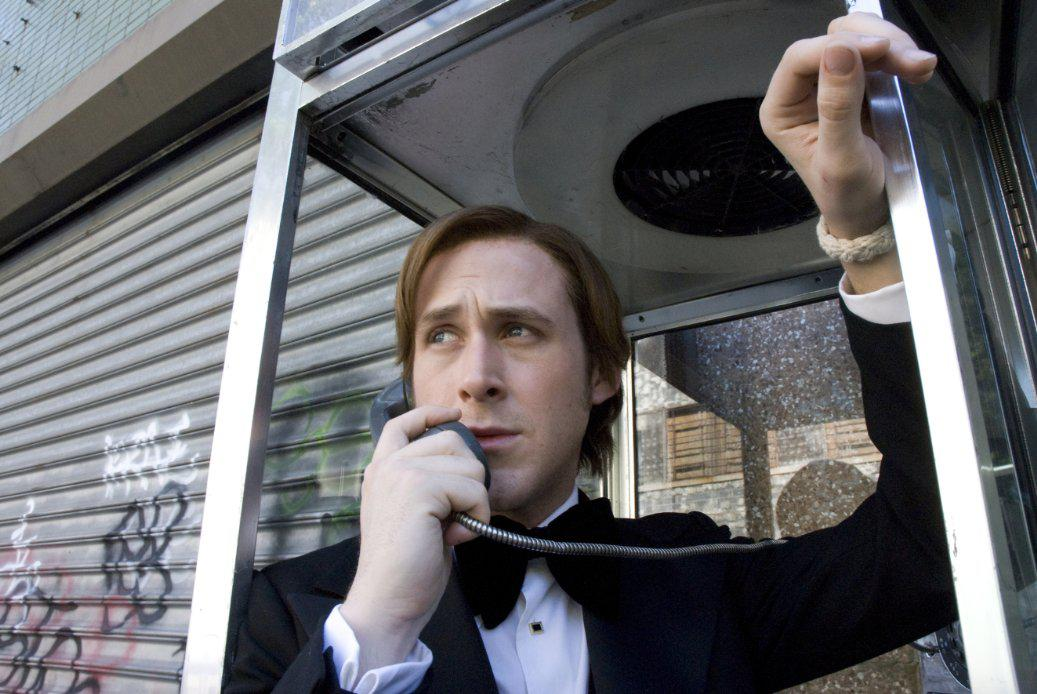 Ryan Gosling in All Good Things, Andrew Jarecki's first movie about Robert Durst.