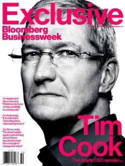 Bloomberg Businessweek Steve Jobs cover
