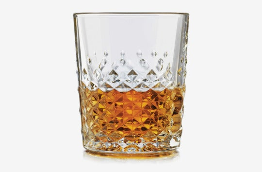 Libbey Glass 12-Ounce 4-Piece Perfect Scotch Set.
