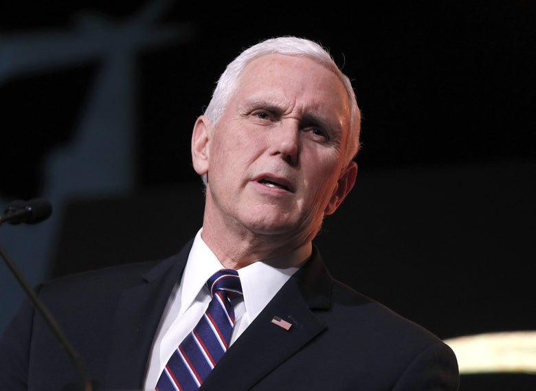 Pence Likens Trump and His Offer to End Shutdown to Martin Luther King