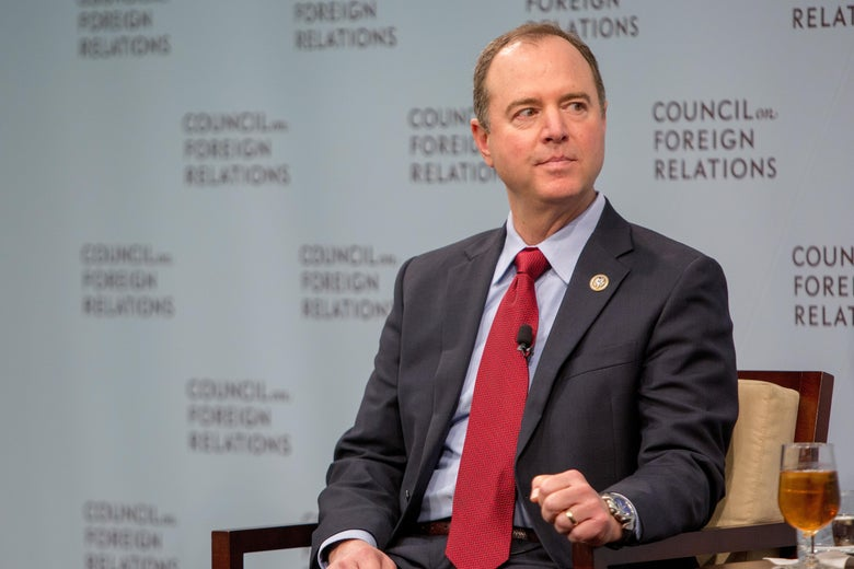 House Intelligence Ranking Member Adam Schiff (D-CA) speaks at the Council On Foreign Relations with Andrea Mitchell, Chief Foreign Affairs Correspondent at NBC News.