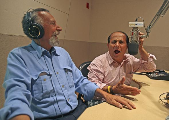 Tom and Ray Magliozzi of Car Talk