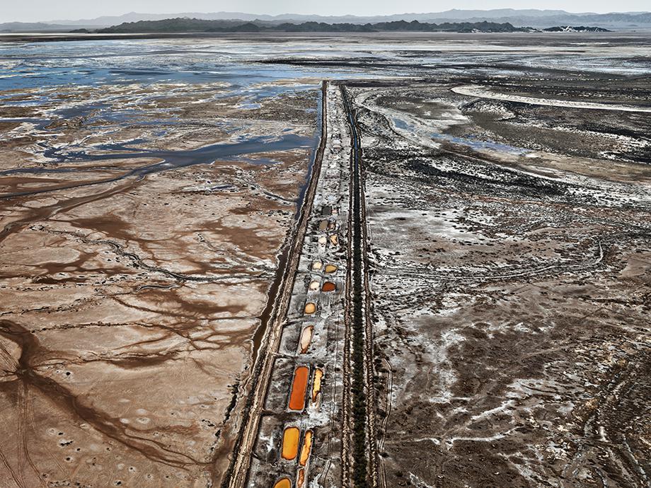 Colorado River Delta #9, Sonora, Mexico 2012