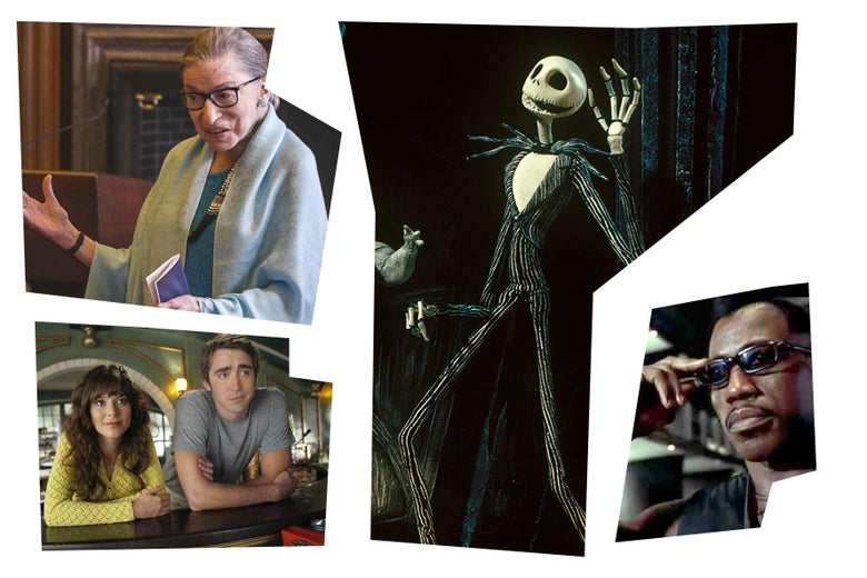 stills from rbg pushing daisies the nightmare before christmas and blade ii - Amazon Prime Christmas Movies