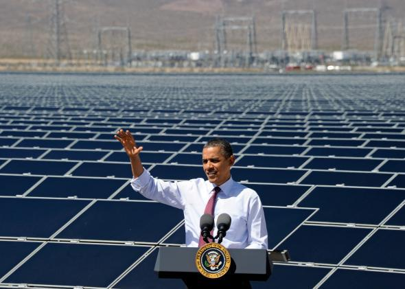 The U.S. solar-power industry is heating up.