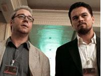 Russell Crowe and Leonardo DiCaprio in Body of Lies.