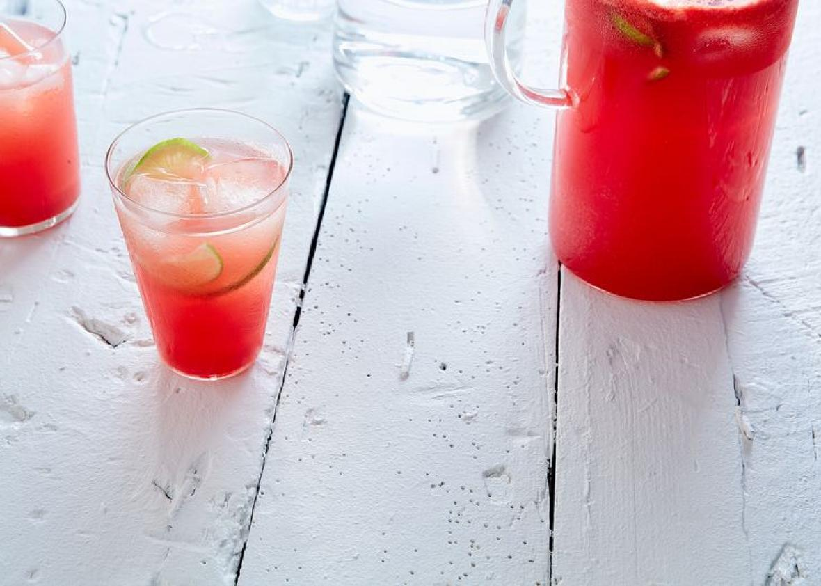 How To Make Your Juices And Booze Free Drinks Better