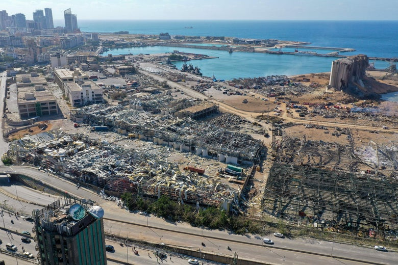 Did a Ship Abandoned 6 Years Ago Cause the Beirut Explosion?