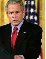 George Bush. Click image to expand.