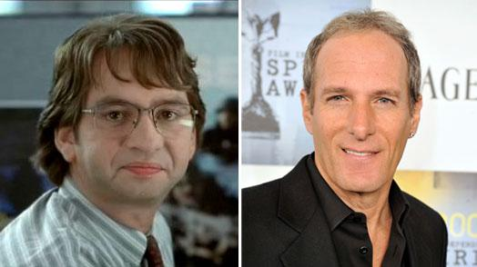 Michael Bolton from Office Space, and Musician Michael Bolton.