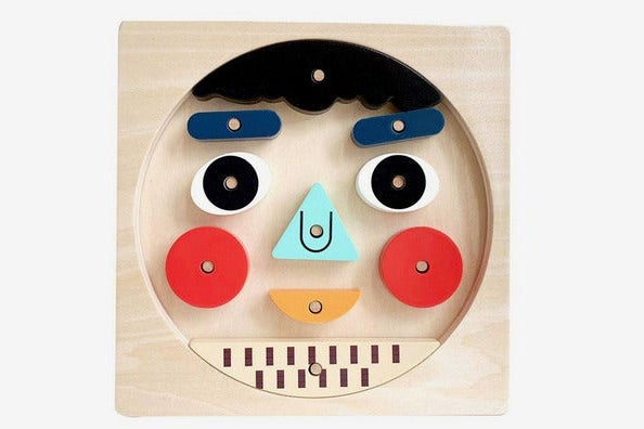 Leo and Friends Wooden Puzzles