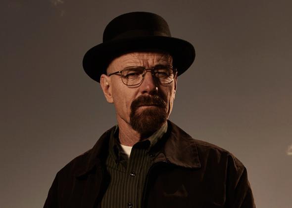 Walter White (Bryan Cranston).