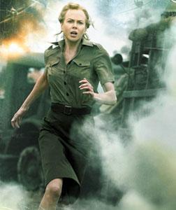 """Australia"" movie poster featuring Nicole Kidman."