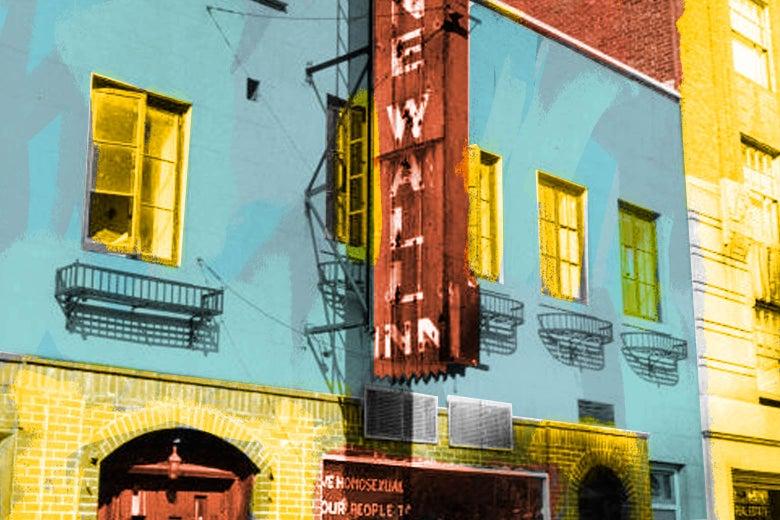 The Stonewall Inn.
