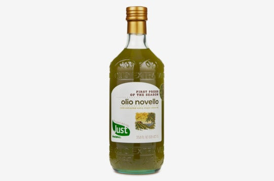 Just FreshDirect Organic 100% Italian Extra-Virgin Olive Oil.