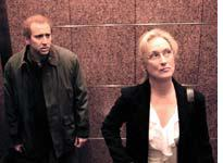 Kaufman (Cage) chases a story within a story within ... you get the idea
