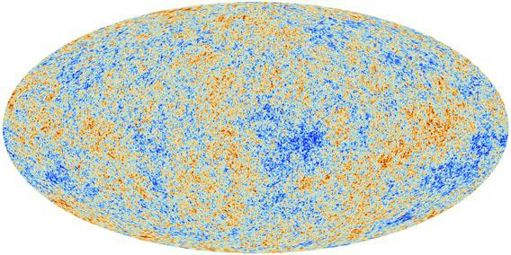 Planck observation of the Universe