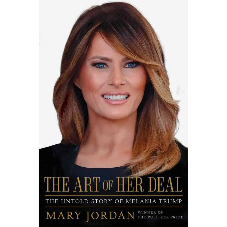 Book cover of The Art of Her Deal.