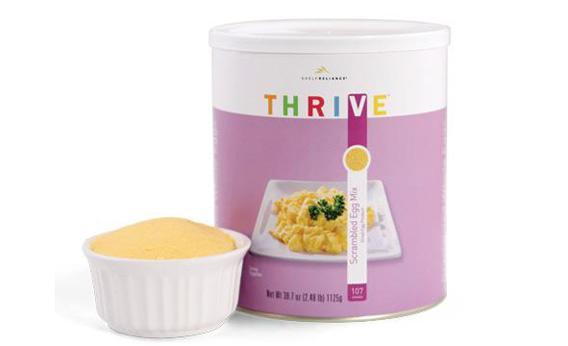 THRIVE Scrambled Egg Mix.