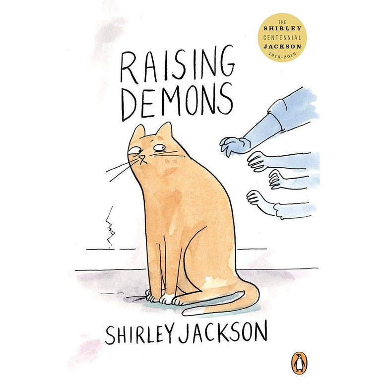 Cover of Raising Demons.