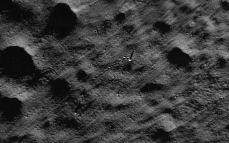 Lunar hook shot