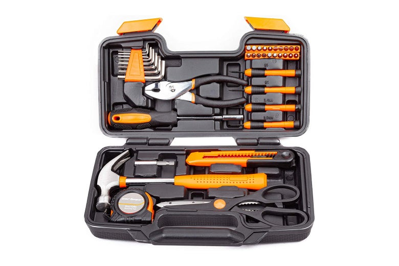 A tool set.