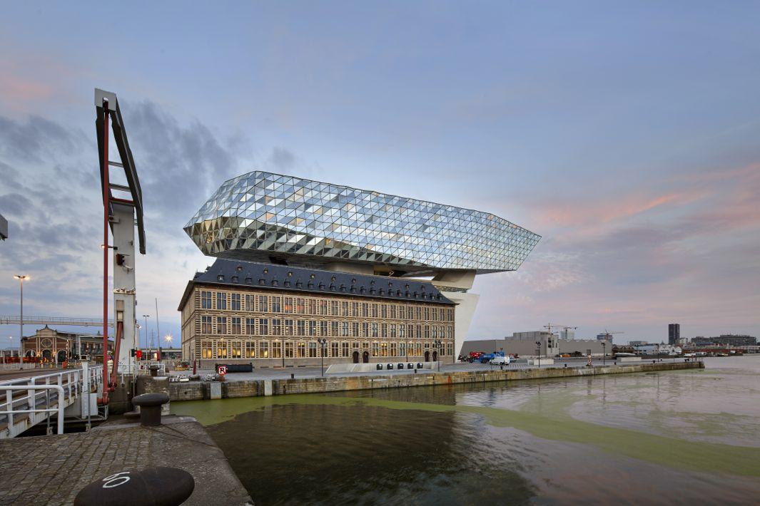 ZHA_Port House_Antwerp_∏Hufton+Crow_003