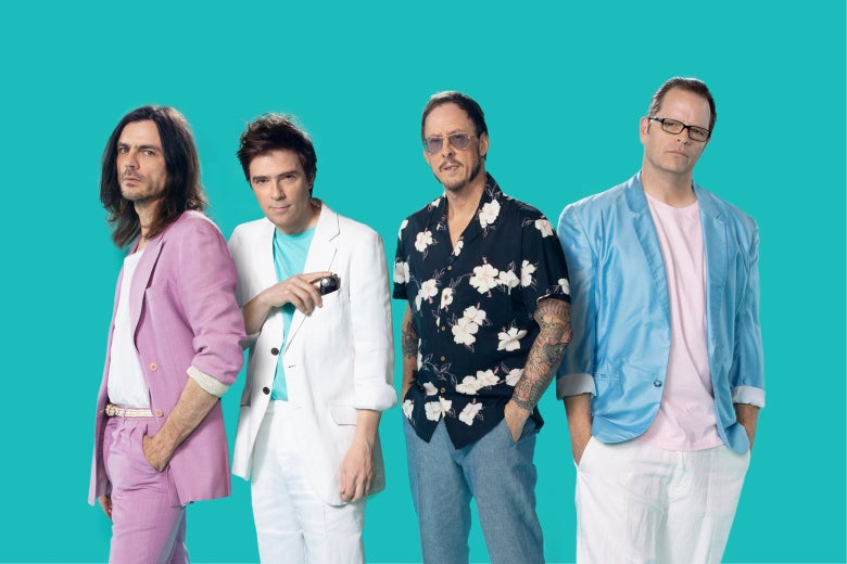 Weezer Just Released a Surprise Album, and It's All Covers