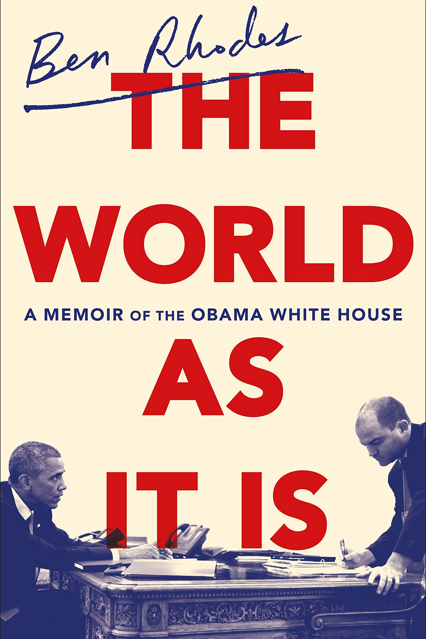 Cover of the book The World as It Is.