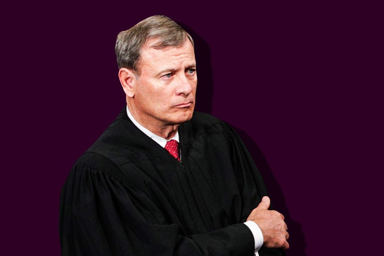 John Roberts Played This Supreme Court Term Perfectly