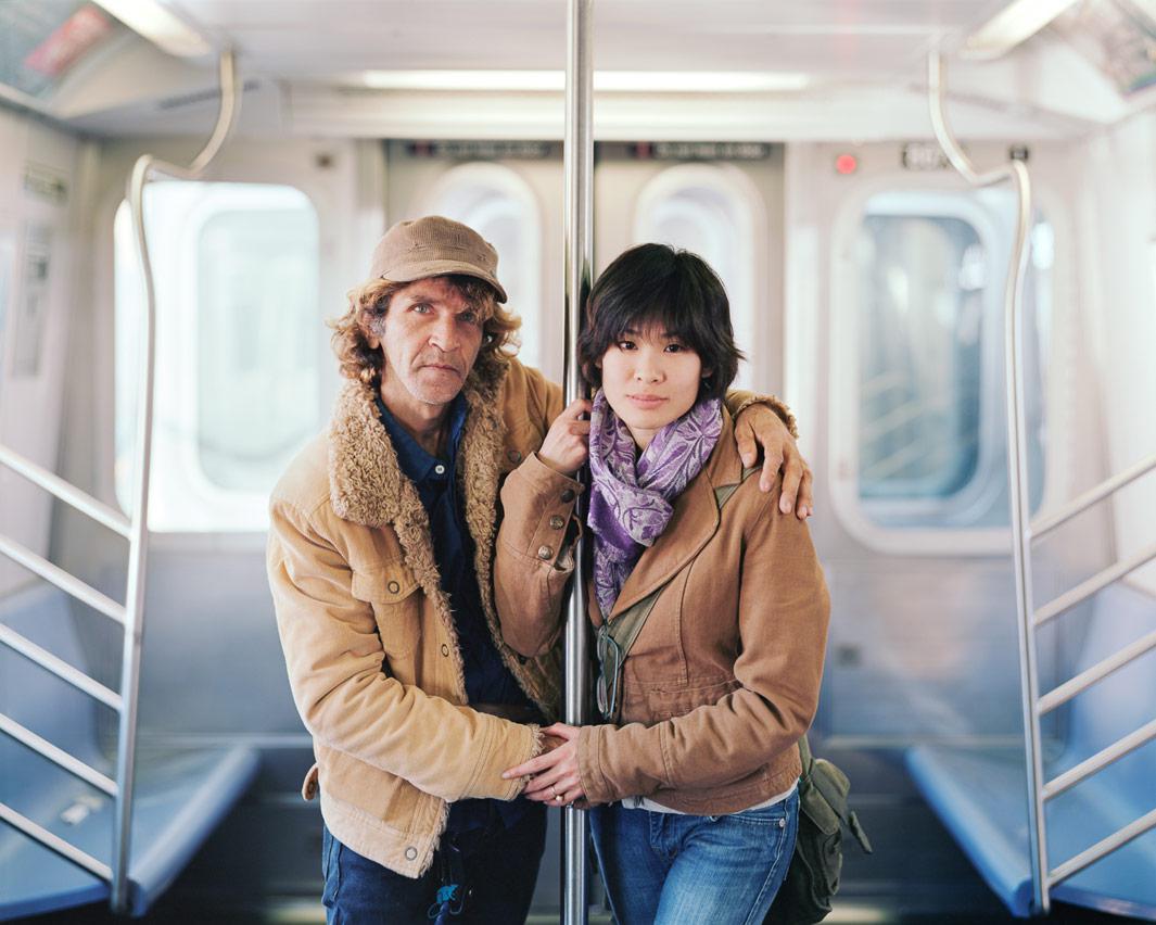 Alfredo and Jessica, 2011, New York, NY