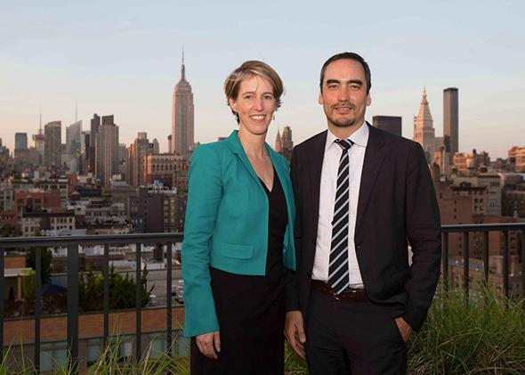 Zephyr Teachout and Tim Wu.