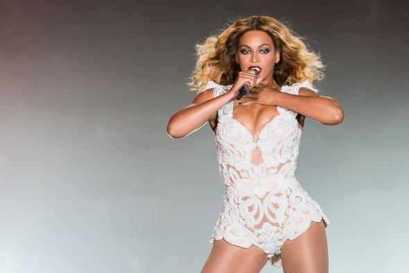 Beyonce performs in Rio in September