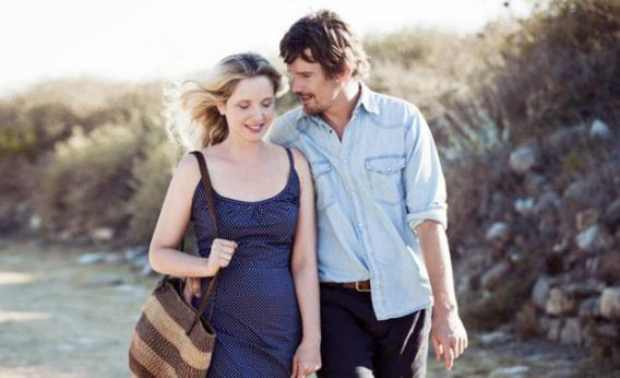 Before Sunrise inspiration: Before Midnight is dedicated to Amy Lehrhaupt, who inspired the series.