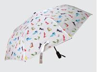 Lulu Guinness Shoes Folding Umbrella