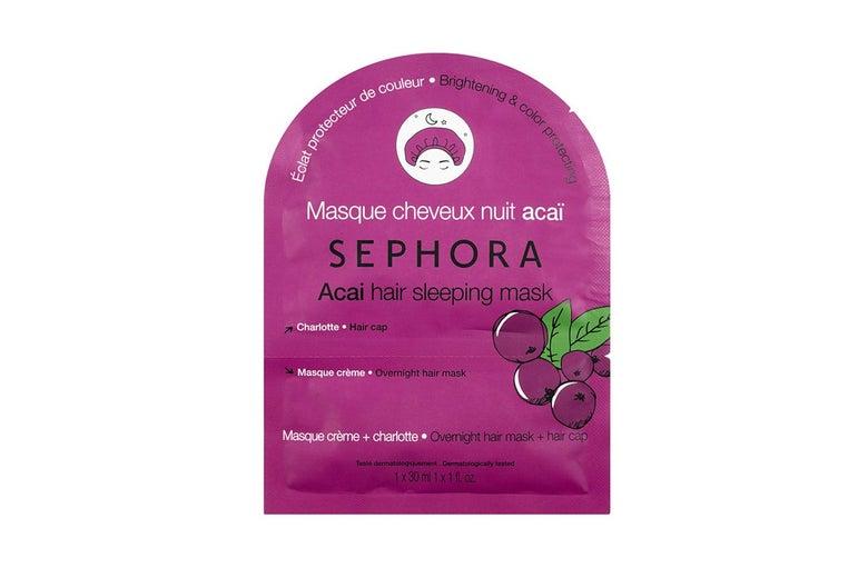Sephora hair sleeping mask.