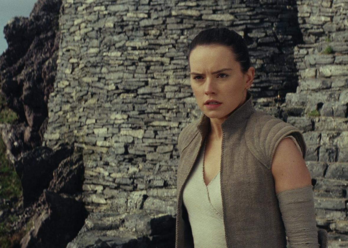 Rey's parents' identities revealed in The Last Jedi
