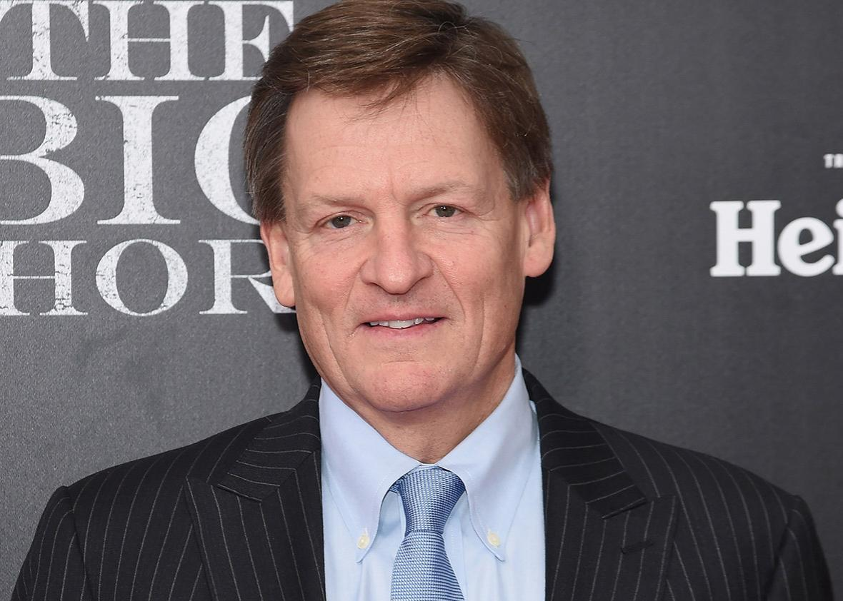 Michael Lewis The Big Short