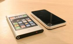 Two iPhone prototypes revealed during the Samsung trial.