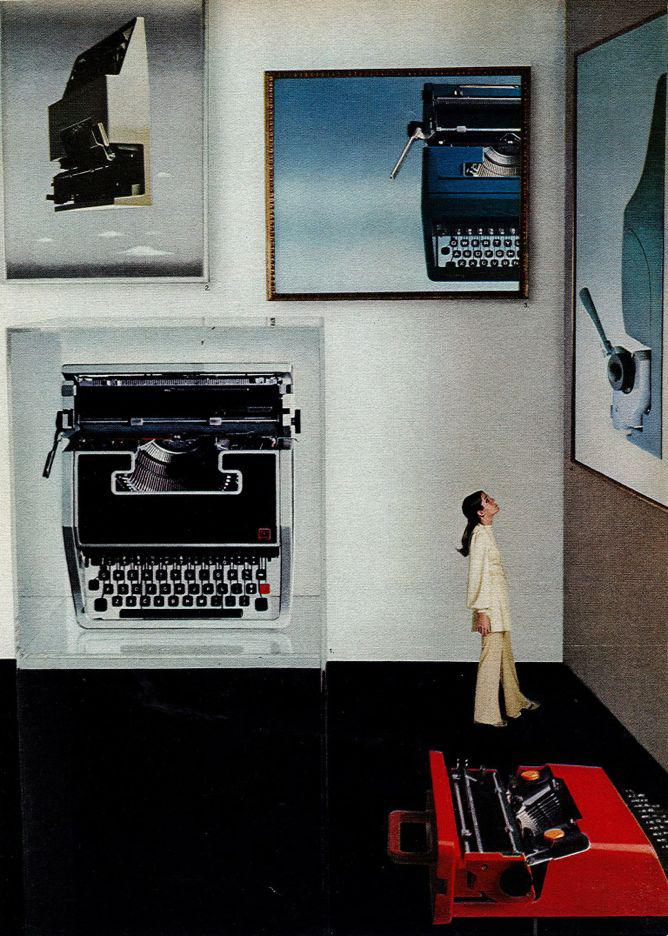 Before Apple, Olivetti Made the Products Everyone Wanted