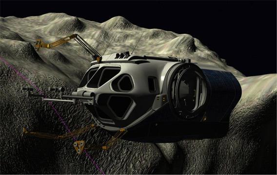 NASA's MMSEV