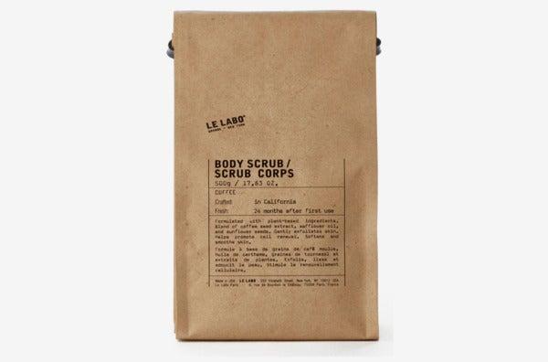 Le Labo Coffee Body Scrub.