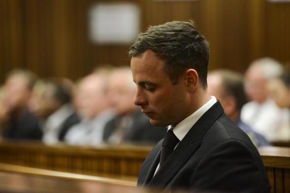 Oscar Pistorius court