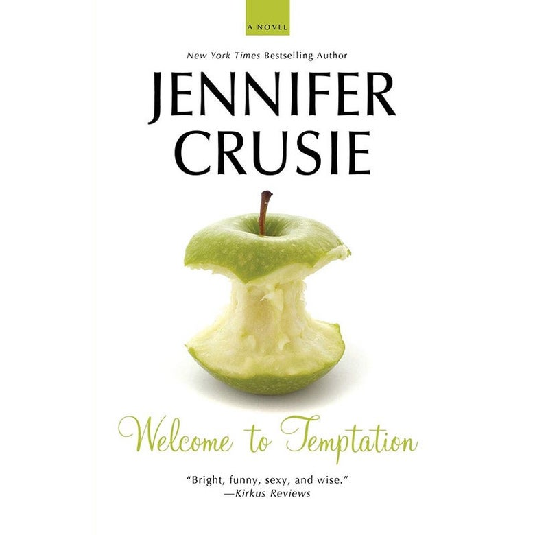 Cover of Welcome to Temptation.