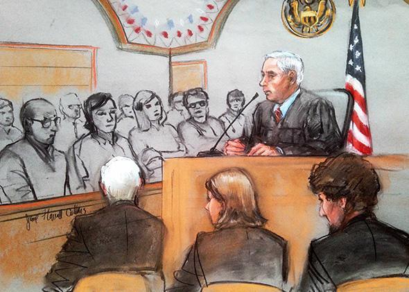 Tsarnaev trial sentencing phase April 21, 2015.
