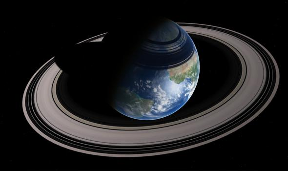 Earth rings